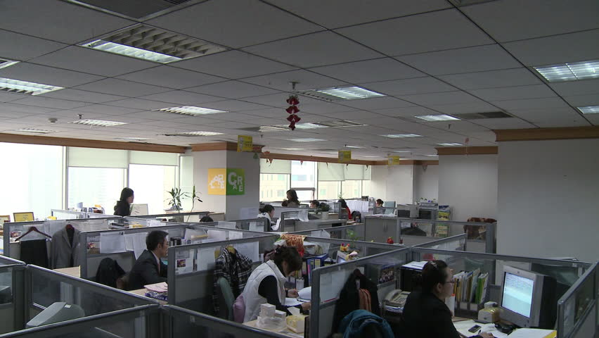 Image result for (Office Work)  in china