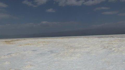 Djibouti Lac assal (salt lake)