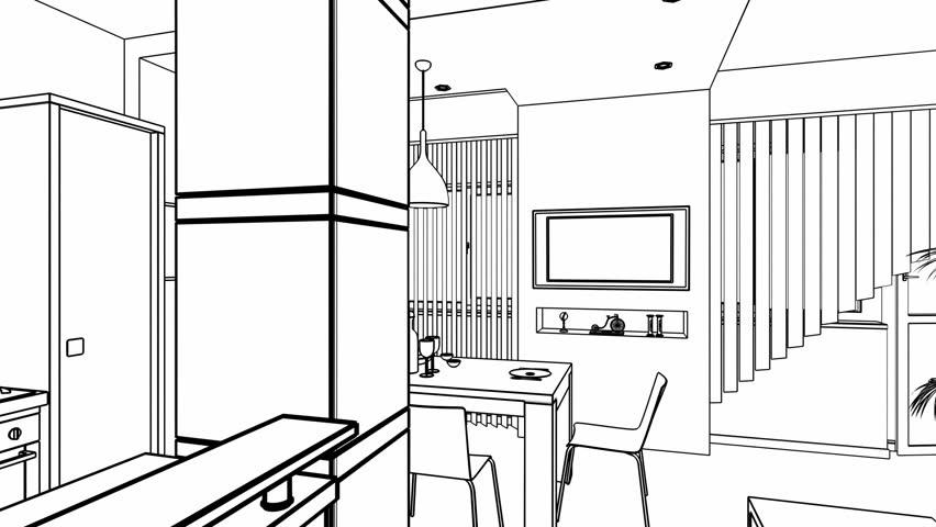 Interior creation #1182463