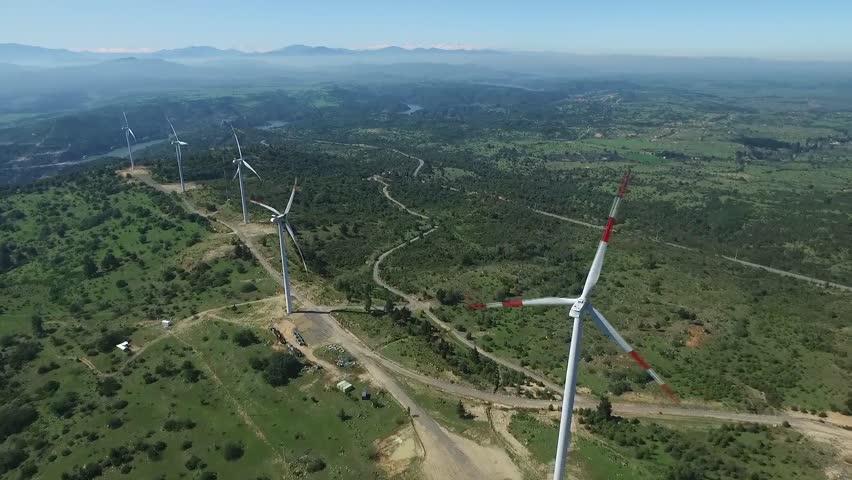 Wind turbines, Sustainable development energy