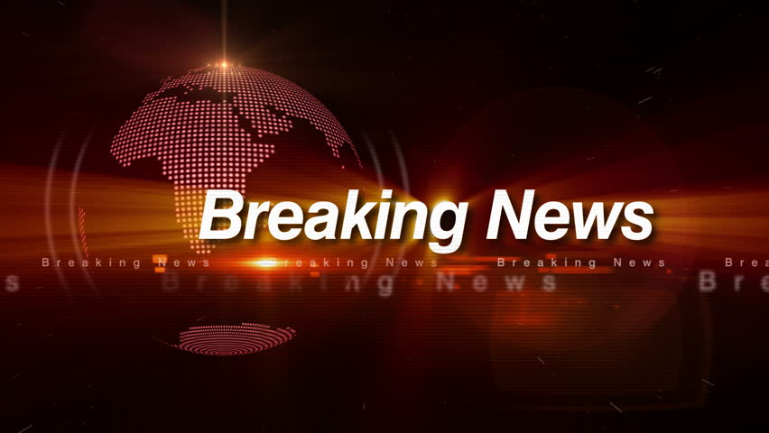 Broadcast transmitter Graphics Breaking News growth page animation News weather world News presentation three different themes Animation of Broadcast news earth globe opening led Intro title animation | Shutterstock HD Video #1190896