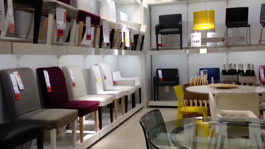 Furniture Store Stock Footage Video Shutterstock