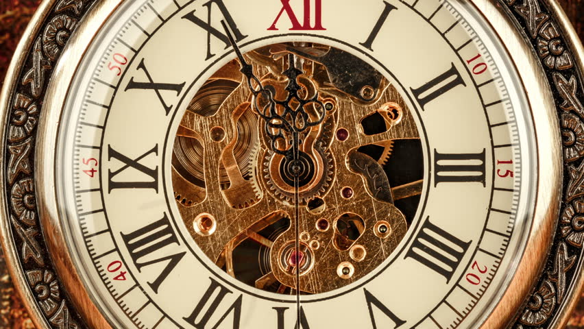 Pocketwatch Timelapse Zoom Out Hd Timelapse 7 Minutes