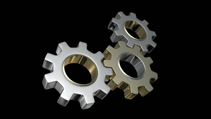gears cogs and pinions loop-able