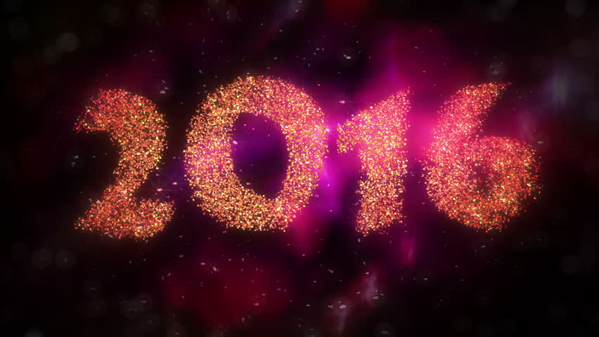 2016 New Year countdown animation. Best for New Year's Eve, friends party, and other event. | Shutterstock HD Video #12328895