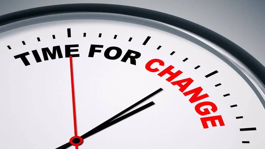 Time for change | Shutterstock HD Video #1238860