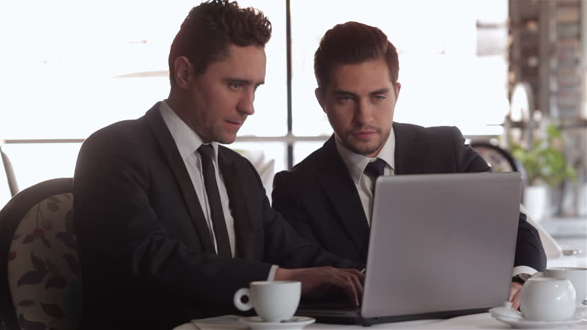 Image result for business people in coffee shops