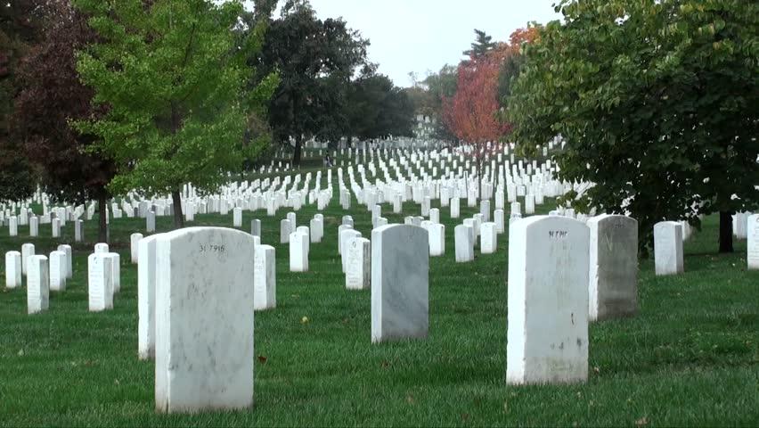 Arlington Cemetery - 2