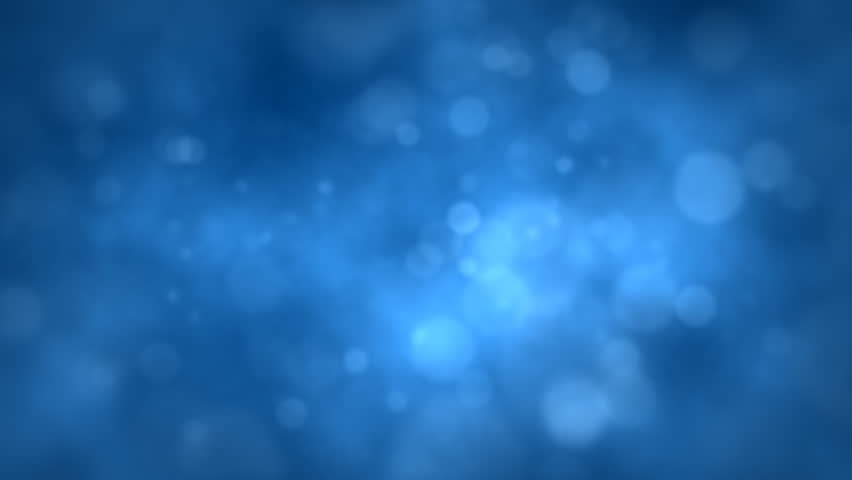 2 in 1 Blue Particles Loop. Dark and Light versions, 15 seconds each