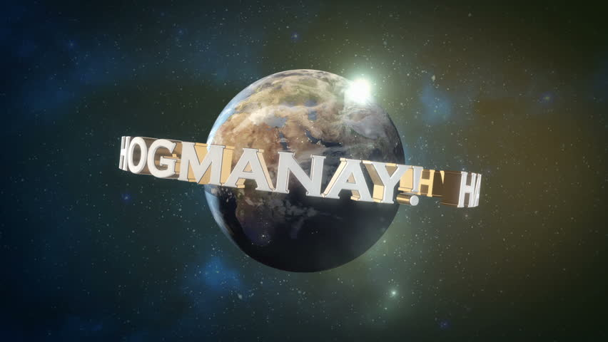 Happy Hogmanay - special new year message from Scotland for the world