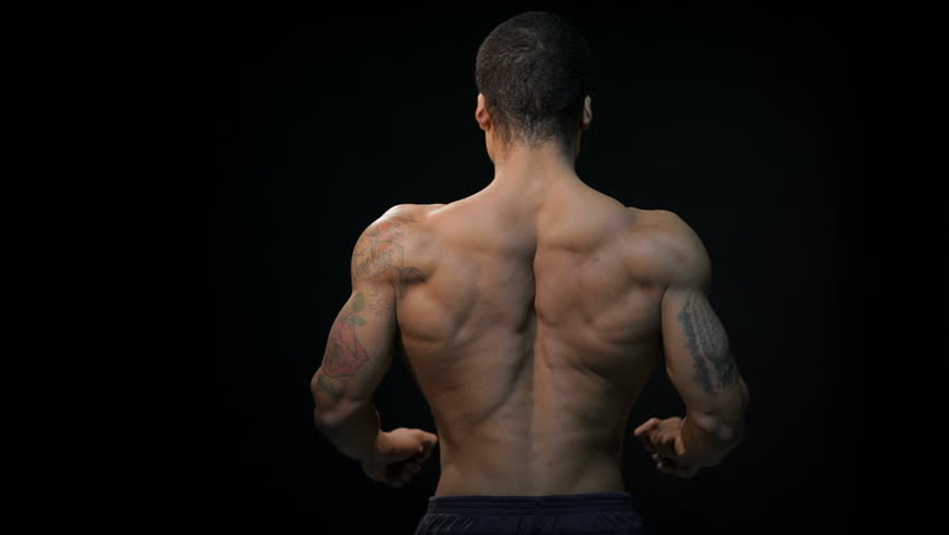 Muscle men clips
