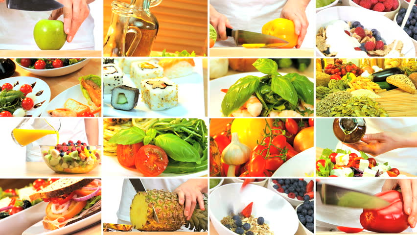 Stock video of montage collection of fresh tasty 1297567 visually similar footage forumfinder Choice Image
