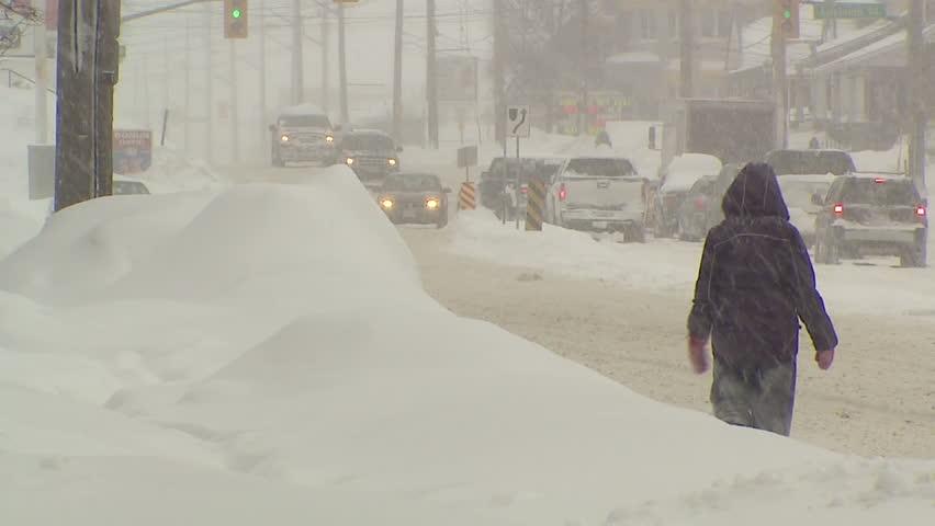Weather London Ontario: London, Ontario, Canada January 2015 Blizzard Snow Wind