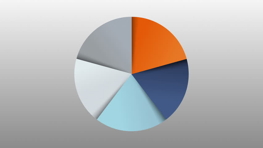 Stock video of circle diagram five result category chart 13122836 stock video of circle diagram five result category chart 13122836 shutterstock ccuart Gallery