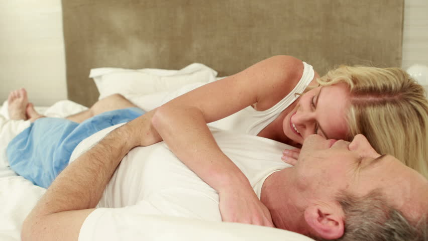 Bed in mature mature pic technique woman