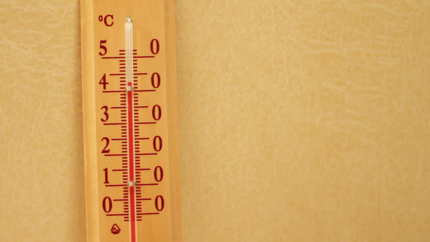 Red Mercury in a Thermometer Stock Footage Video (100% Royalty-free)  13301306 | Shutterstock