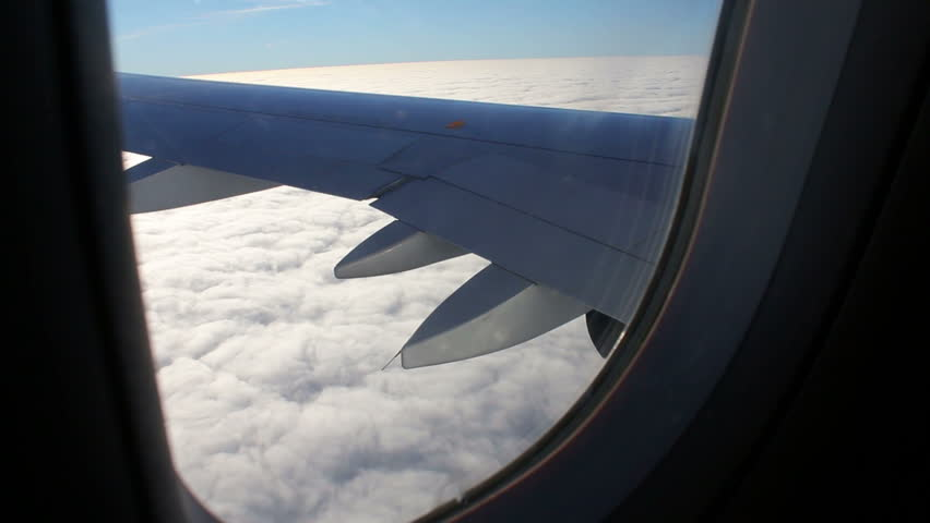 Outstanding Airplane Window Seat View Stockvideos Filmmaterial 100 Lizenzfrei 13331876 Shutterstock Gmtry Best Dining Table And Chair Ideas Images Gmtryco