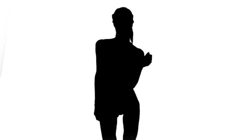 sexy gogo dancer shadow