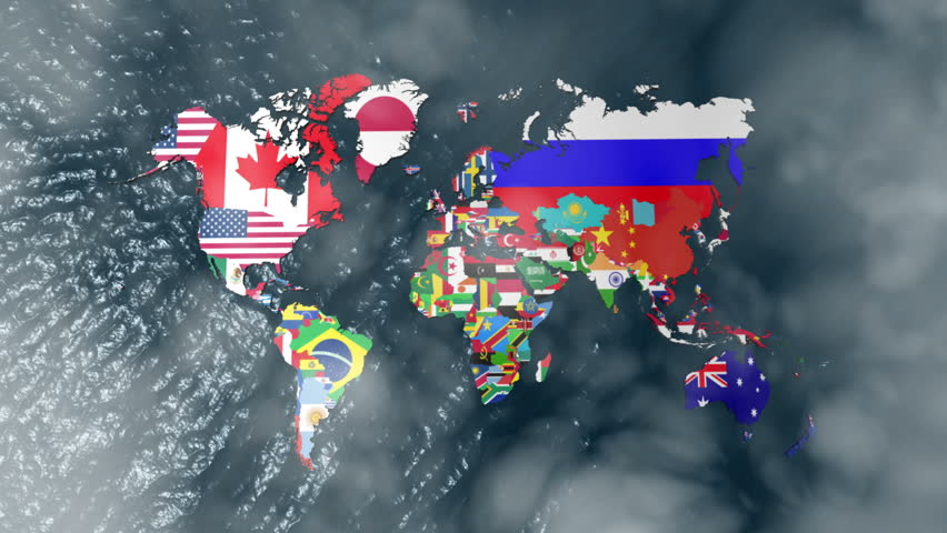 Afghanistan 3d Flag World Slow Stock Footage Video (100% Royalty-free)  1339366   Shutterstock