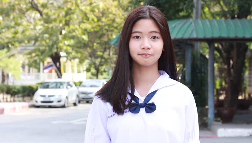 美しい女の子タイ