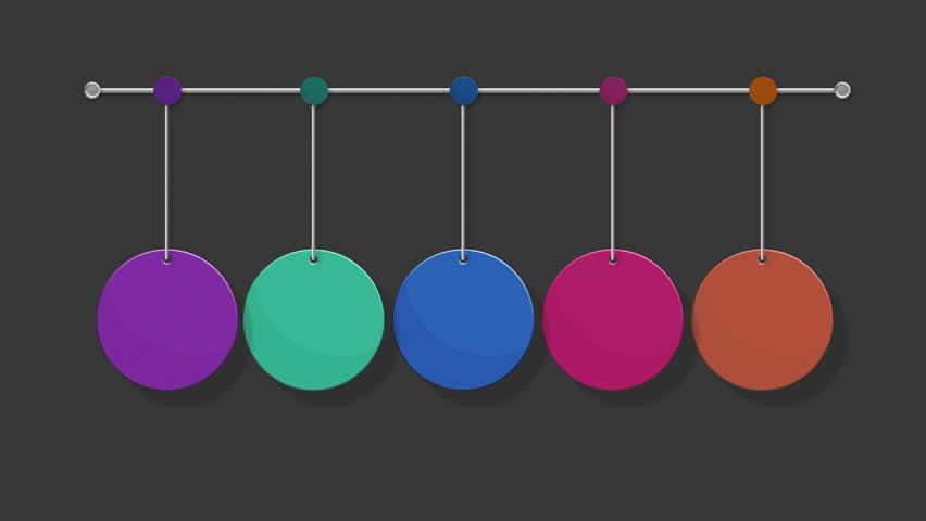 Dark Blue Spotlight Background Powerpoint Templates Presentation