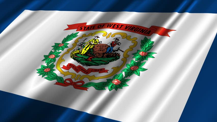 West Virgina Flag Loop 2