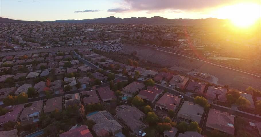 Las Vegas Suburbs (Nevada 2015)