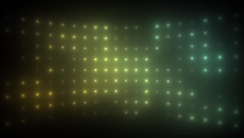 Wall of lights motion background here is a cool royalty free video wall of lights motion background here is a cool looping background with light bulbs fading on and off in a different array of colors aloadofball Gallery