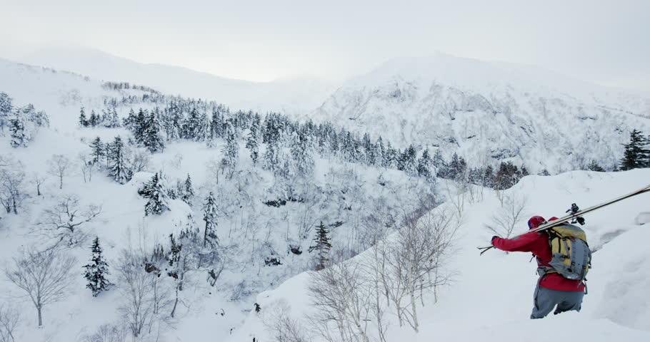 Kết quả hình ảnh cho snow climbing in Japan