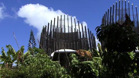 Cultural Centre in New Caledonia