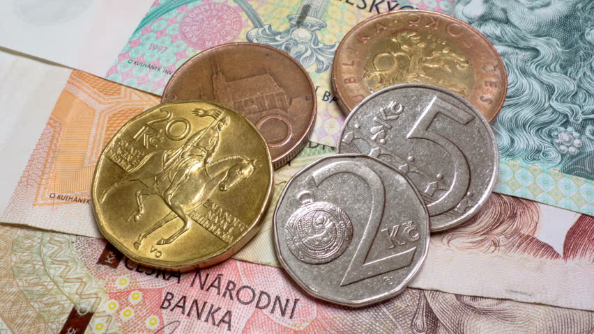 Currency czech republic