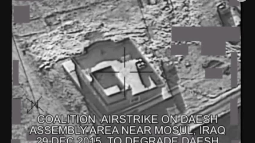 Header of Airstrike