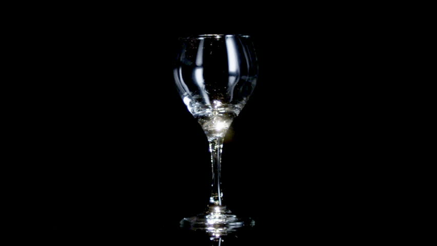 66b71d60f08c Glass of Wine Being Poured Stock Footage Video (100% Royalty-free ...