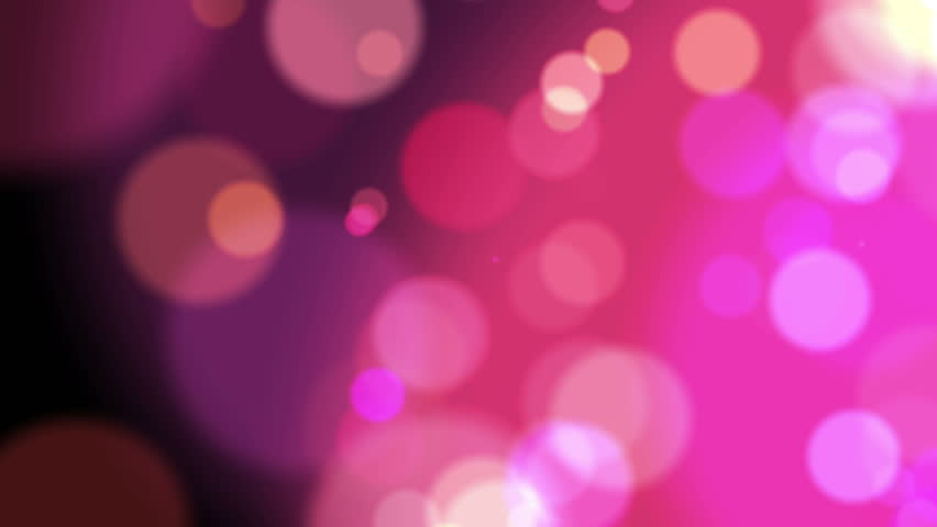 De focused Abstract Background - Move and Rotate - Pink