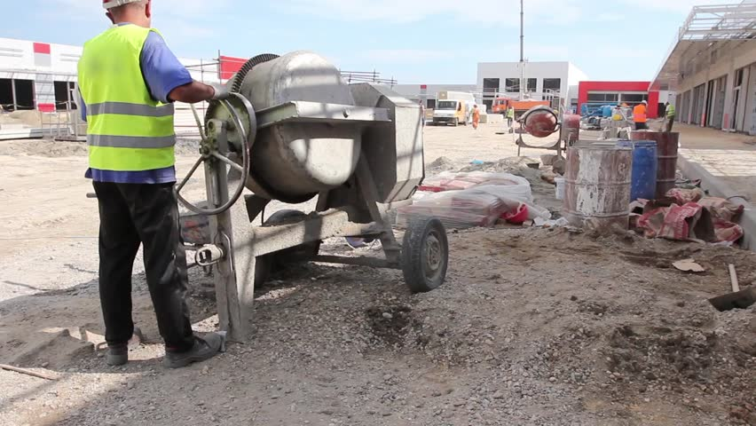 Know the Different Types of Cement Mixers