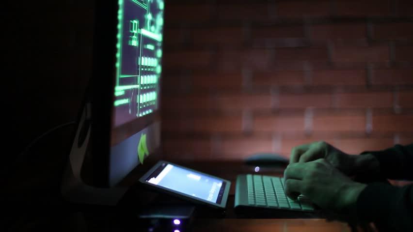 Header of hacking