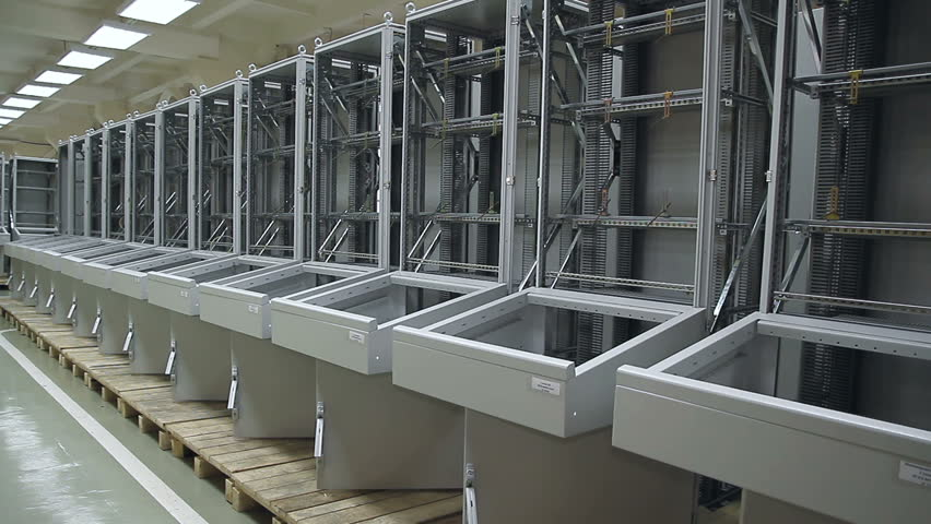 Installation of electronic cabinets_1. Management system. Energy. Episode (2 shot) HD