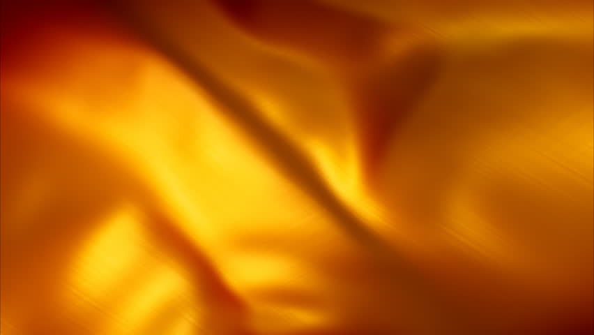 gold background flag, seamless loop