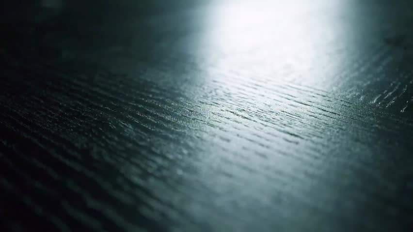 Drug blister packs fall on dark table. 2 slow motion shots in 1 | Shutterstock HD Video #15299596