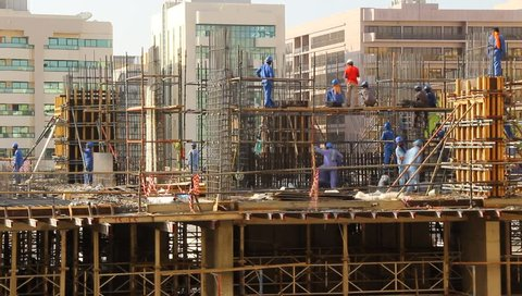 Dubai, United Arab Emirates - Stock Footage Video (100% Royalty-free