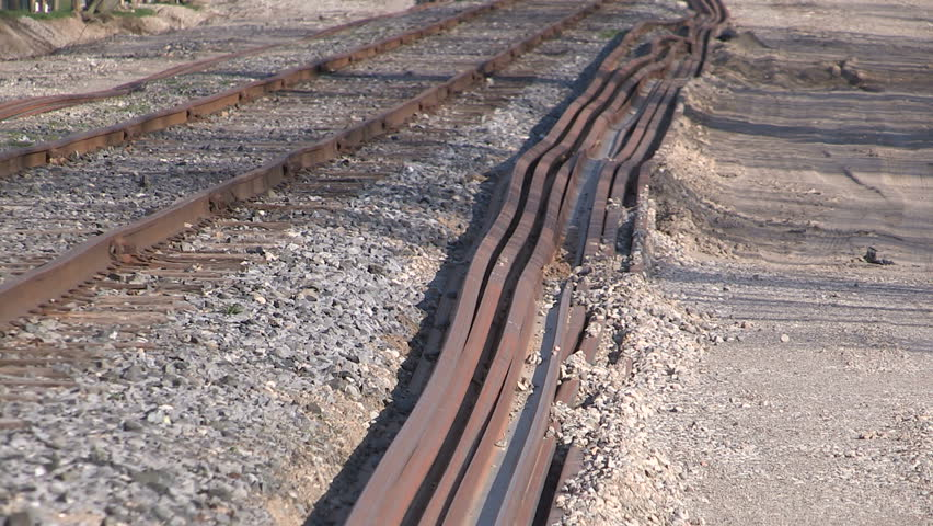 Waterloo Ontario Canada September 2015 Light rail transit tracks being installed for new rapid & Waterloo Ontario Canada September 2015 Light Rail Transit Tracks ... azcodes.com