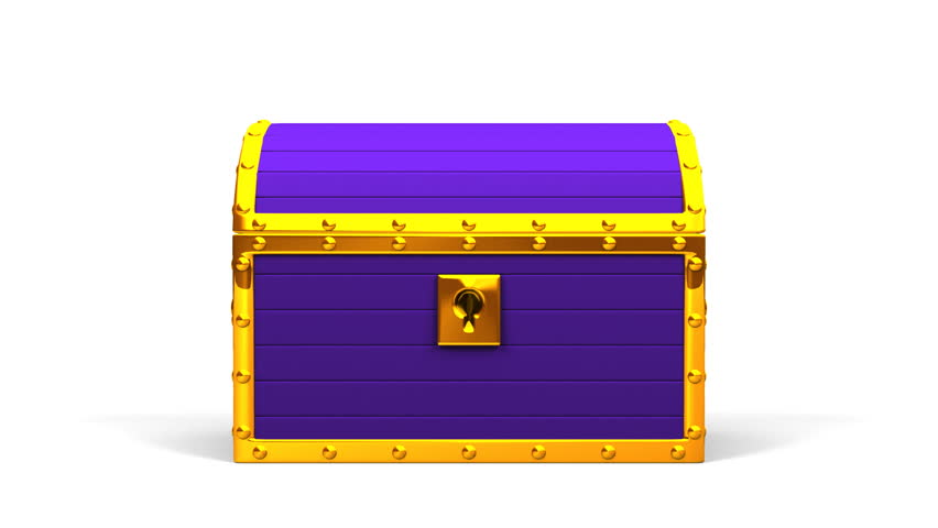 Image result for purple treasure chest