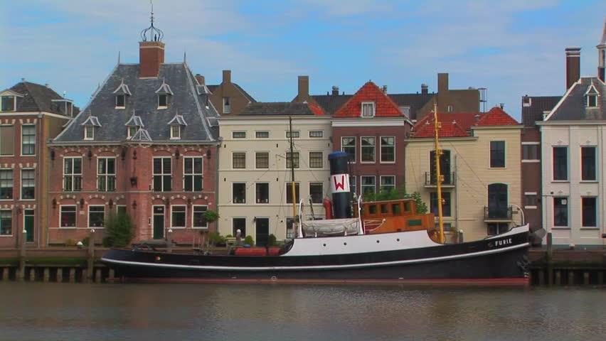Maassluis, the Netherlands – Circa Stock Footage Video (100% Royalty-free)  15875416   Shutterstock