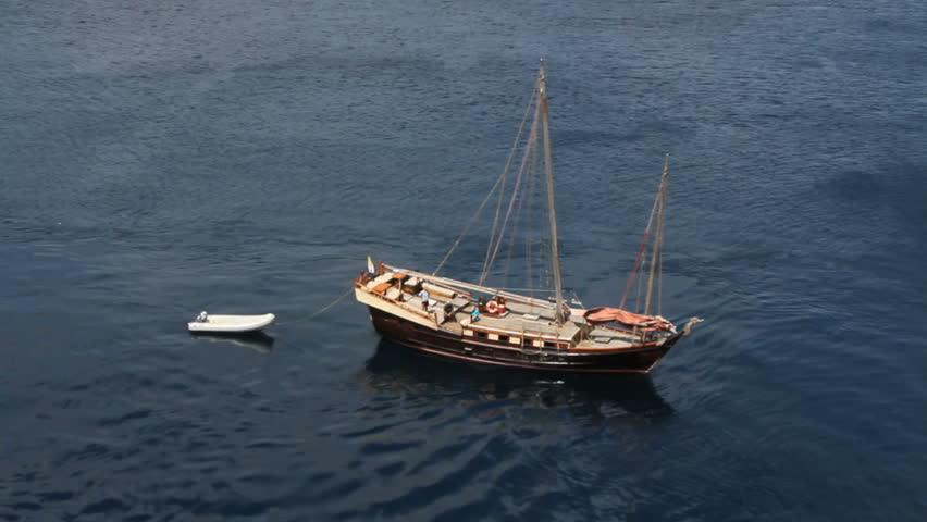 September 2011 - Bonaire - Sailboat