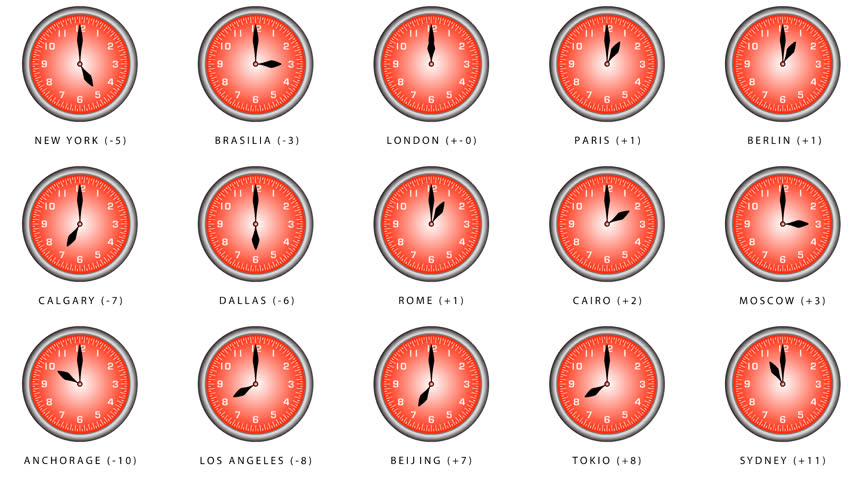 clocks time zones time zones greenwich mean time time zones clock showing passing