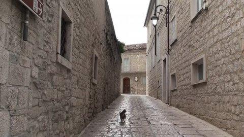 Ferrazzano small town in Molise, Italy