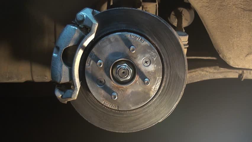 Header of brake