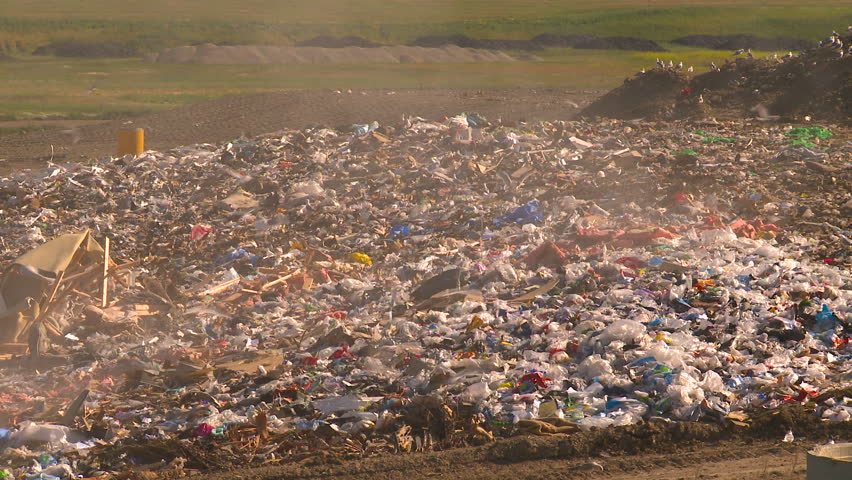Garbage dump | Shutterstock HD Video #1655596