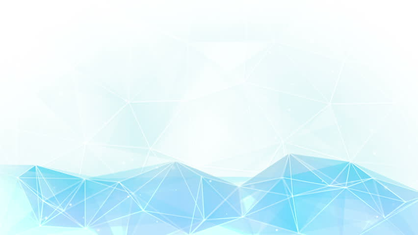 Light Blue Polygon Background Computer Stock Footage Video 100 Royalty Free 16825756 Shutterstock