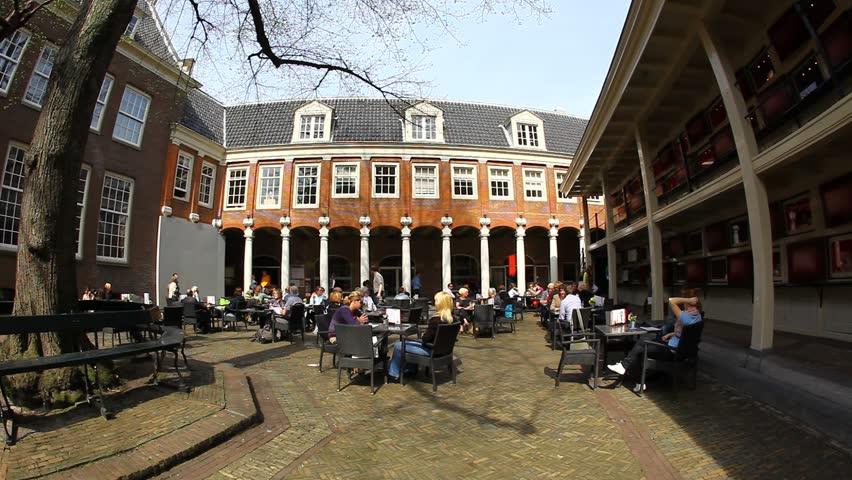Pcfinancial history museum amsterdam city centre